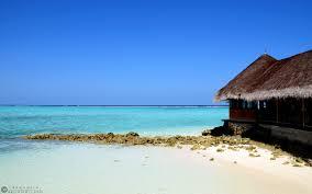 capanna su isola