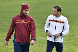 De Rossi e Garcia