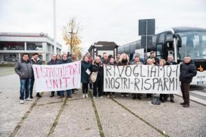 banca etruria proteste