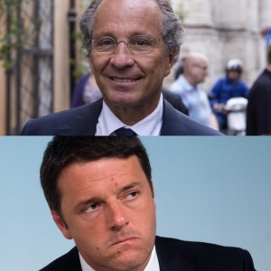 Bisignani - Renzi