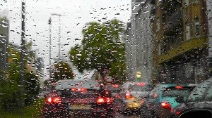 auto-pioggia