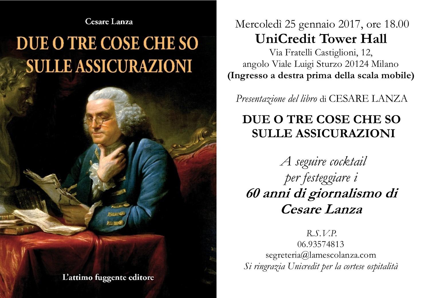 Invito 25 gennaio Milano