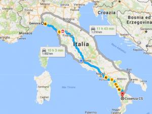 Genova-cosenza